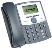 Cisco SPA921 IP phone