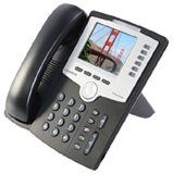 Cisco SPA962 IP phone